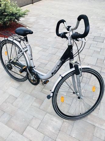 Vând bicicleta TORRETI impecabila