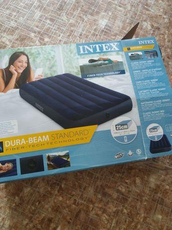 Кровать резиновая надувная