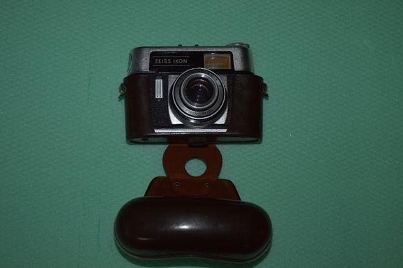 Фотоапарат zeiss ikon prontor 125