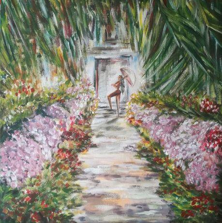 pictura - decor, casa, interior, tablou, natura, arta, obiect