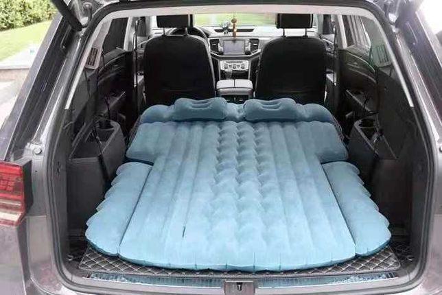 Автомобильный автоматрас надувная Автокровать матрас надувной в машину
