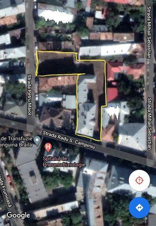 Casa si teren in centrul istoric al orasului