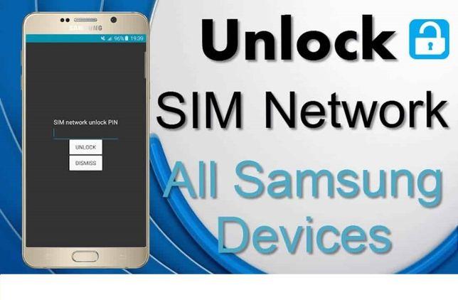 Decodare , unlock pe loc orice Samsung