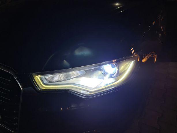 Set faruri Bi-xenon Audi A6 4G 2011-2014
