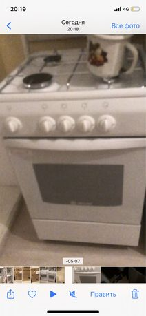 Новая газовая плита 50x50