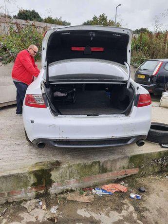 Ауди а5 Audi a5 S-line На Части