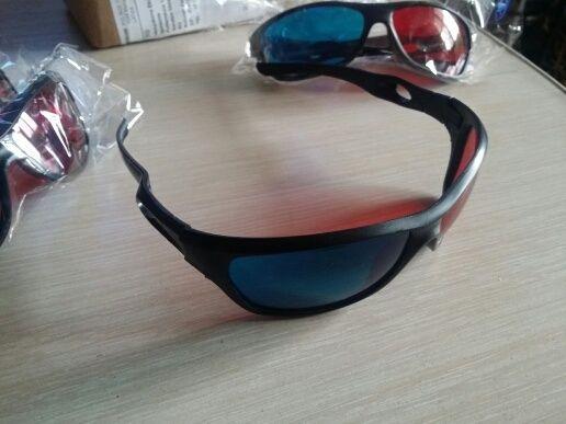 3D очила анаглифни