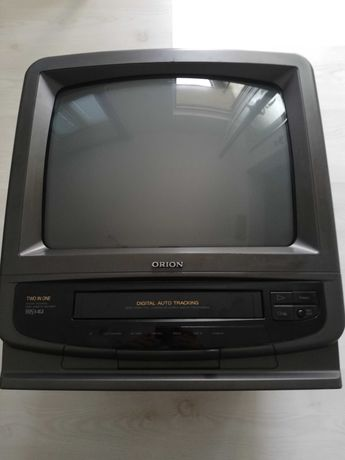 телевизор марка  - ORION , комбиниран със записващ видео плеър
