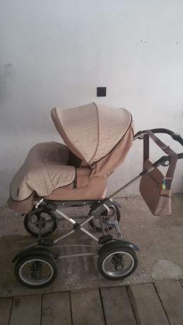 Детска количка и триколка