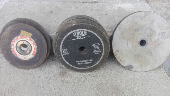 Дискове за метал 350/400мм.