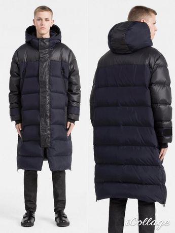 Geaca Calvin Klein /Long down jacket / parka / puffer pene /