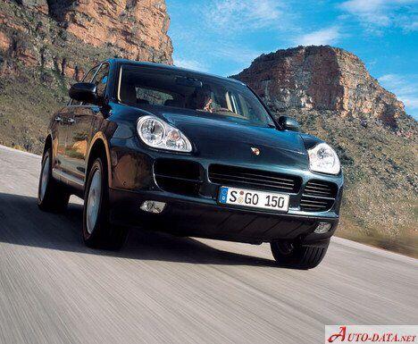 Porsche Cayenne S 4.5 turbo/4.6 на части
