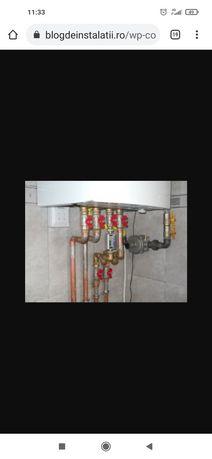 Instalator Apa ,Centrale ,Boilere ,Sanitare NON STOP