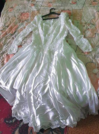 Булченска бяла рокля
