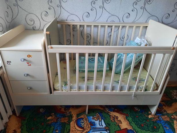 """Детская кроватка """"Фея"""""""