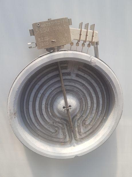 """конфорка на стеклокерамику """"EGO"""" 1200W Kaiser"""