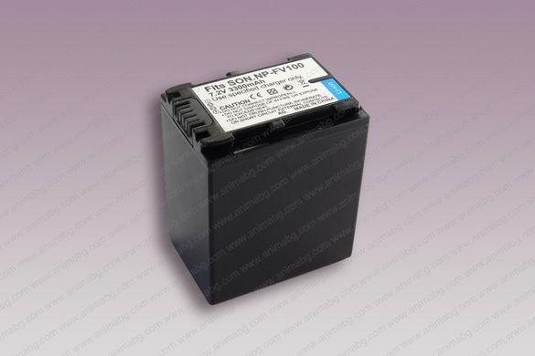 ANIMABG Батерия модел NP-FV100