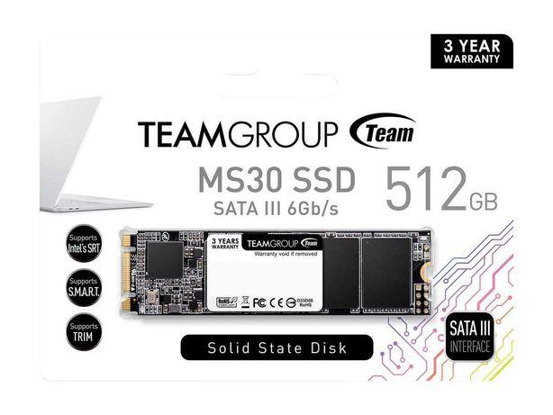 SSD-накопитель Team Group MS30 512Gb (TM8PS7512G0C101)