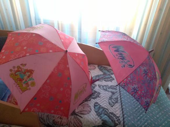 Детски чадъри Winx