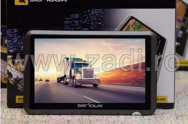 Gps camioane-autoturisme-program cu harti Full europa + Romana
