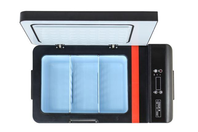 Libhof Q-18 – компактный компрессорный автомобильный холодильник