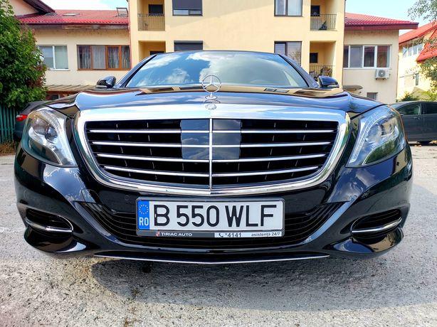 Mercedes S 350d Long Executive doar 50.000 km!!! Variante GLE
