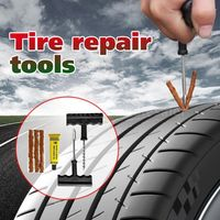 Авариен ремонтен комплект за спукани гуми