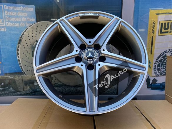 "Джанти за Mercedes AMG 18"" CLA С117 W204 W205 W212 W213"