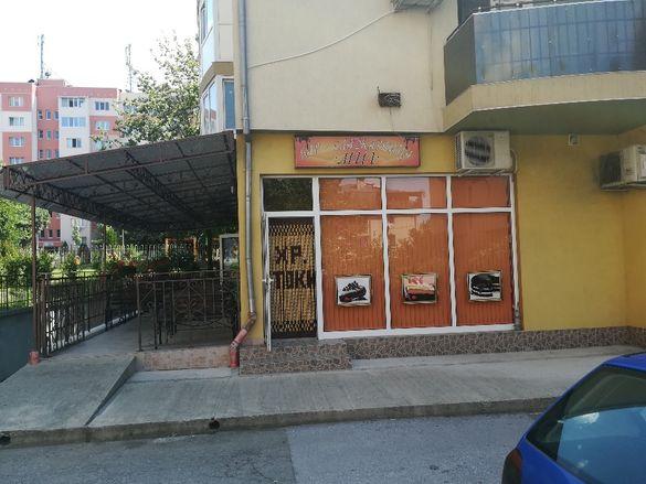 Магазин и сладкарница в кв. Струмско
