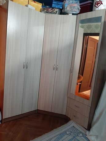 Шкаф угловой 75000