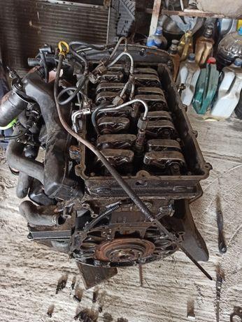 Двигател Форд Транзит 2,4 tddi 120к.с. на части