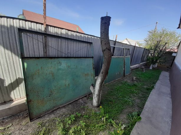 Ворота, забор для дома на продажу