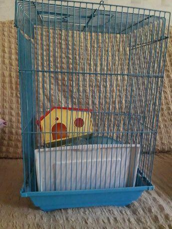 Клетки для птиц и мелких животных