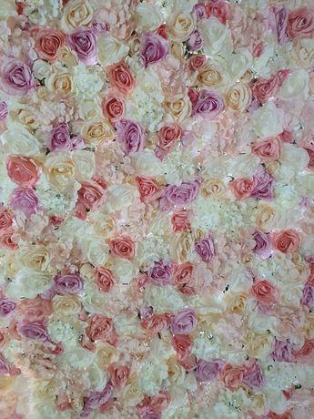 Panou floral evenimente