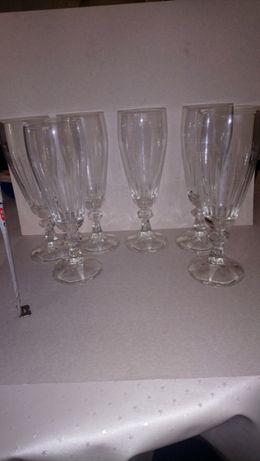 Кристални чаши лот
