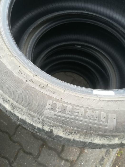 Vând 2 anvelope de vara Pirelli 225x50 R17 Timisoara - imagine 1