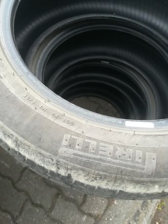 Vând 2 anvelope de vara Pirelli 225x50 R17