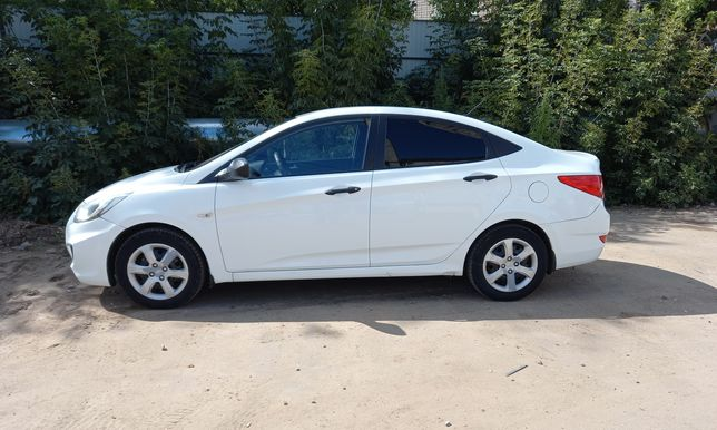 Продам а/м Hyundai Accent 2013 г/в