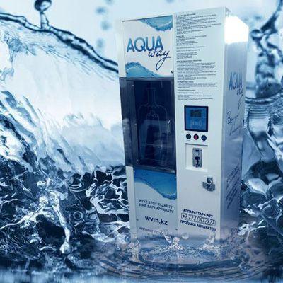 Установим аппарат автомат по очистке и продаже воды