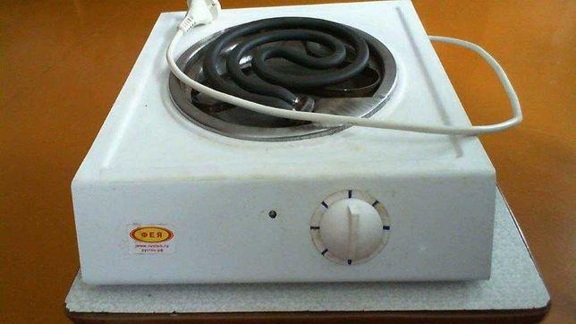 Электрическая плита плитка с 1 конфоркой