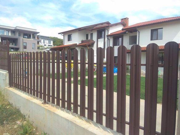 Вертикална ограда Класик