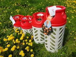 Композитные газовые баллоны взрывобезопасные Ragasco LPG (композитный)