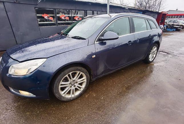 Dezmembrez Opel Insignia 2.0 CDTi an 2009 cod motor A20DTH