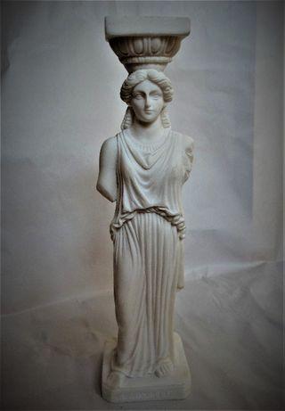 KAPYATIE STATUETA Femeie Sculptura Alabastru Figurina Bibelou pt CADOU