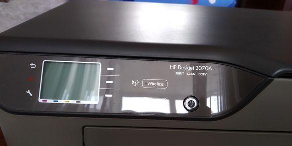 Принтер HP deskjet 3070A за части