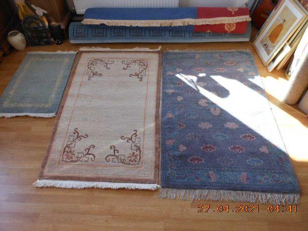covor lană 100% 158/90 traversa manual tradițional persan iran antic