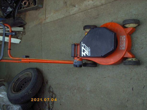 Masina electrica de taiat iarba
