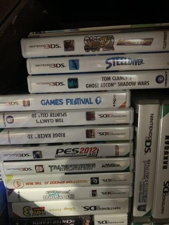 Jocuri Nintendo Ds si Nintendor 3Ds
