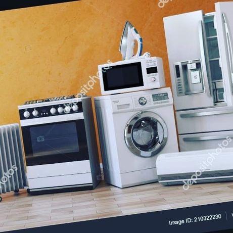 Ремонт бытовой техники и промышленого холодильного оборудования