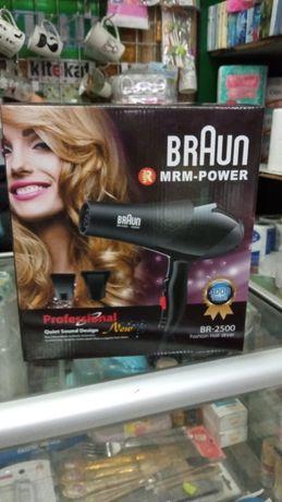 Продам фен Braun